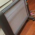 週末予約状況と暖房器具